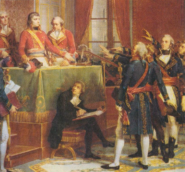 the role of napoleon bonaparte in the french revolution The latter were increasingly motivated by a cult of honour that found its ultimate expression in napoleon bonaparte the world wars displaced the french revolution and napoleon as defining moments in national stories, though even today references the french revolution, napoleon.